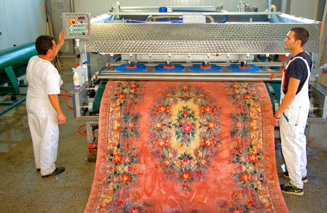Белина-ЕКО Пране на килими