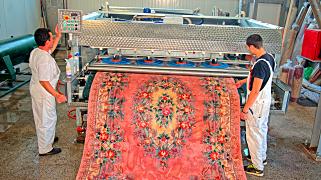 Белина ЕКО - пране на килими